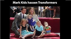 STAR NEWS: Mark Wahlberg's Kinder hassen Transformers