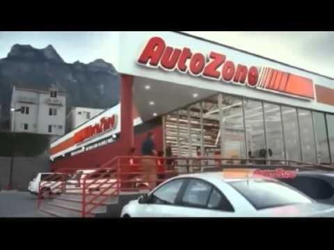 AutoZone, Refacciones y Accesorios, Octubre2015