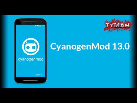 Прошивка cyanogenmod 13 (android 6.0.1) на WT19i Sony Ericsson live with walkman (Упрощенная)