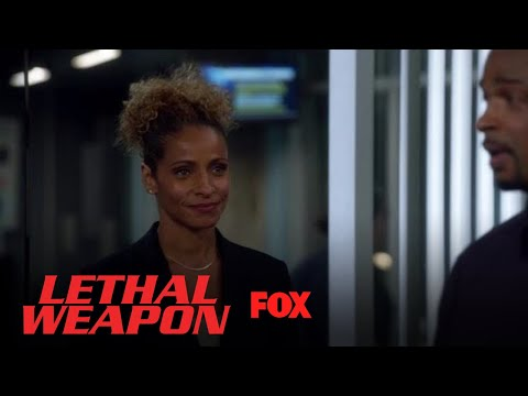 Deputy Chief Santos Reports To The Office | Season 2 Ep. 2 | LETHAL WEAPON