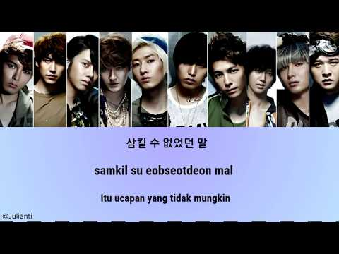 Super Junior - Bittersweet [Sub Indo]