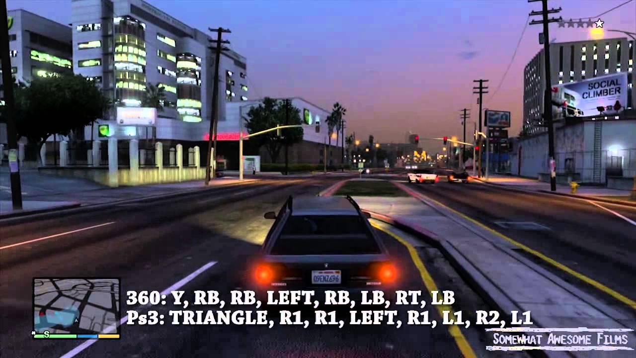 Gta  Cheats Xbox Spawn Cars