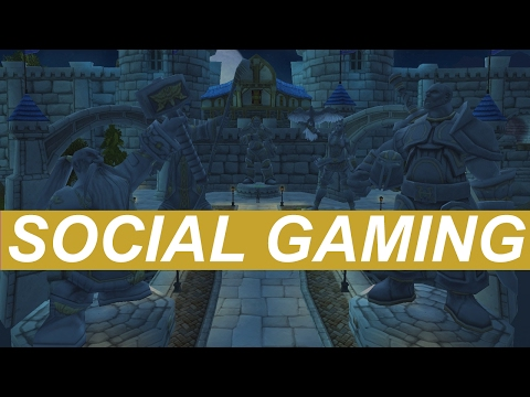 World of Warcraft & Social Gaming // HeavyEyed