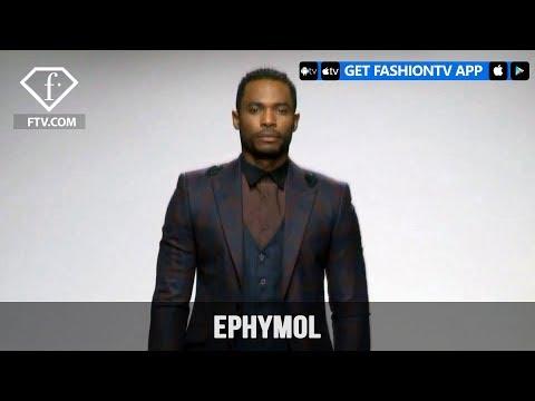 South Africa Fashion Week Fall/Winter 2018 - EPHYMOL   FashionTV