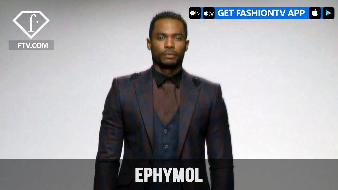 South Africa Fashion Week Fall/Winter 2018 - EPHYMOL | FashionTV