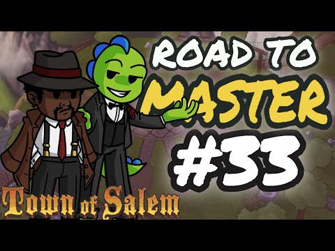 Smart Pushes SAVE the Game! Town of Salem | Season 5 | Road to Master Elo