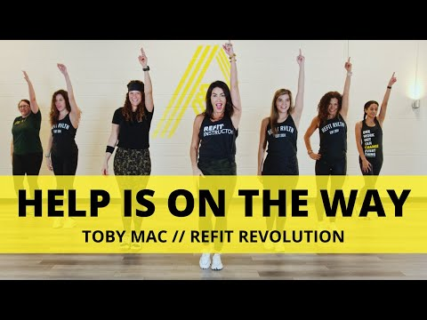 """""""Help Is On The Way"""" 