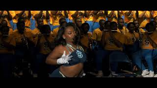 Wake Up In the Sky | Trip - Southern University Marching Band 2018 [4K ULTRA HD]