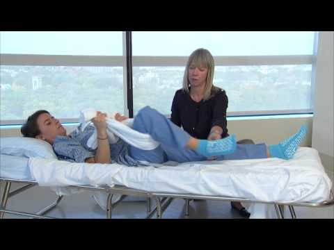 Joint Replacement Surgery: Physical Therapy (Part 2)