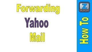 How to forward emails on Yahoo Mail (2014)