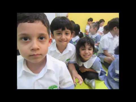 First Week in Little Learners Preschool Oman