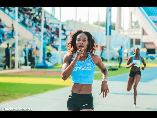 Blistereing 51.19  in the Women 400m Premium Race