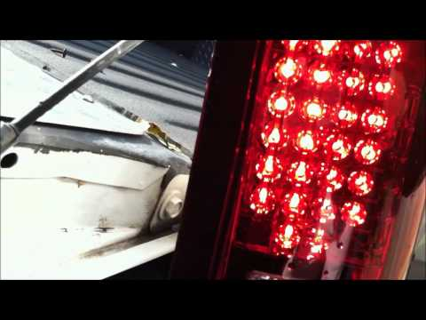 ICPW LED Light Problem