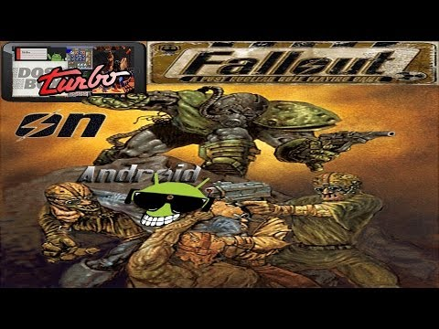 How To Play Fallout 1 On Android With DosBox Turbo