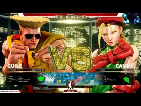GHOST Kbrad vs NYChrisG FT5 GRAND FINALS SFV@ Canada Cup Master Series 2018