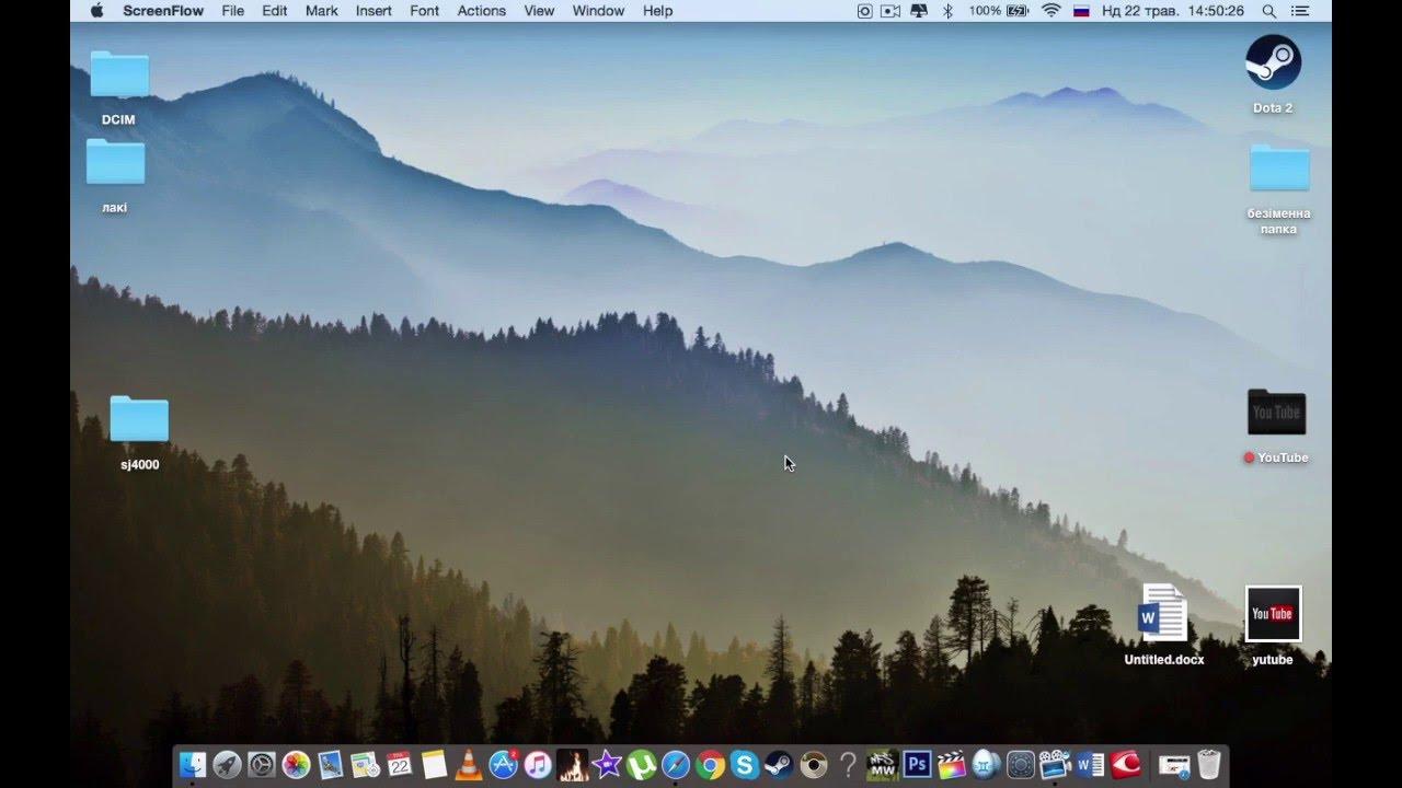 Скачать программы на mac os x