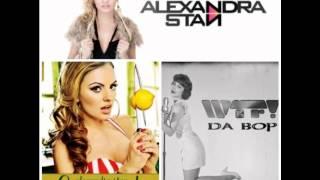 Alexandra Stan - Lemonade/WTF! - Da Bop