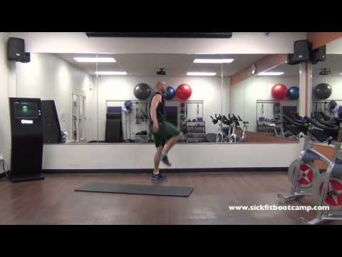 SickFit: 5 Min Bodyweight Warm-Up