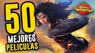 Las 50 Mejores Películas de Superheroes según Rotten Tomatoes 😥😥