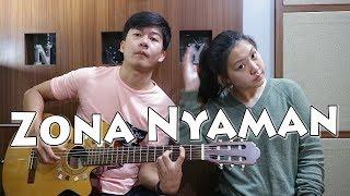 Zona Nyaman - Fourtwnty   by Nadia & Yoseph (NY Cover)