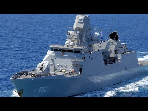 Holland Class offshore patrol vessel Destroyer Royal Netherl