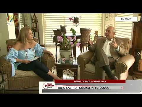 En Directo con Alba Cecilia. Entrevista con Julio Castro. Bloque 4