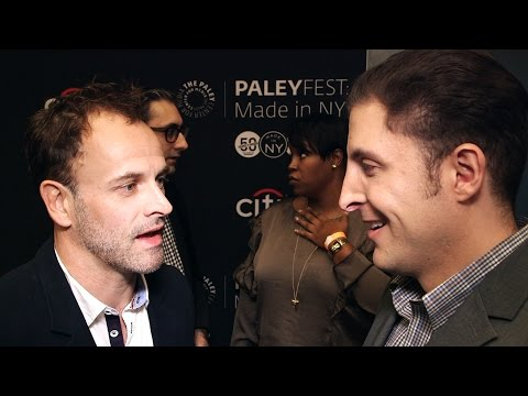 "Jonny Lee Miller Talks ""Elementary"" at PaleyFest NY Behind The Velvet Rope with Arthur Kade"