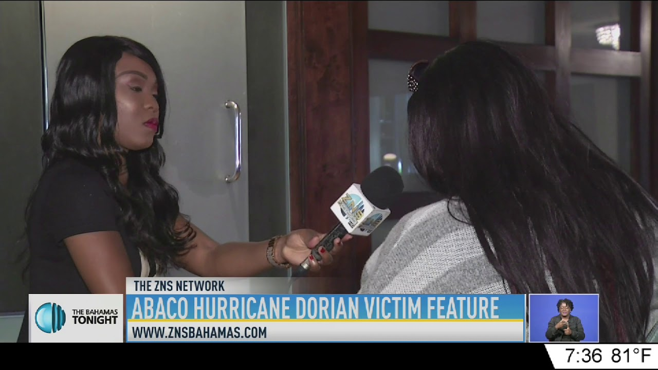 From The Ground: Bahamas Hurricane Victims Speak Out.