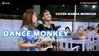 Dance Monkey Tones And I Cover Nanda Monica Di Menoewa Kopi