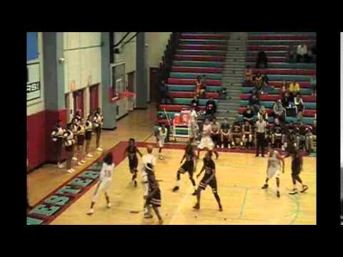 Travis Dunn BasketBall Highlights