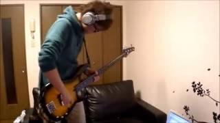 Incubus-Hilikus (Bass Cover)