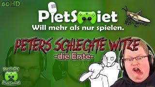 PEDDAs schlechte Witze #1 🎮 Best Of PietSmittie
