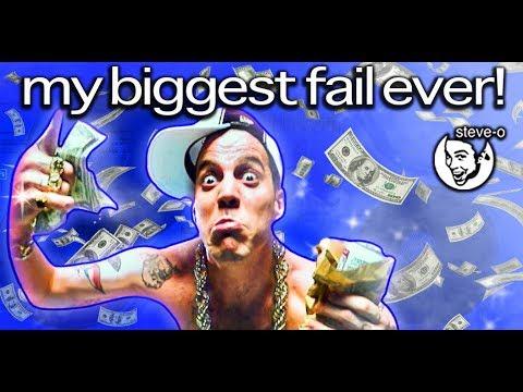 My Failed Rap Career | Steve-O
