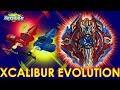 XCALIBURS EVOLUTION?! SIEG XCALIBUR+ Digital Sword Launchers Unbox Giveaway Expires Oct 15th