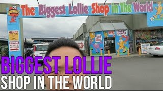 BIGGEST LOLLIE SHOP IN THE WORLD!!!!