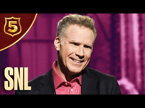 Best of SNL Five-Timers Club: Will Ferrell