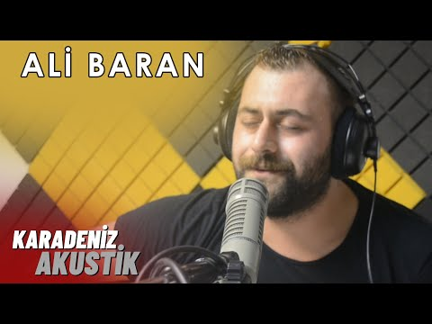 Ali Baran - Aykırı Yollarına (Karadeniz Akustik)