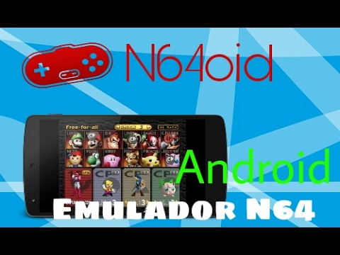 n64 emulator roms android download