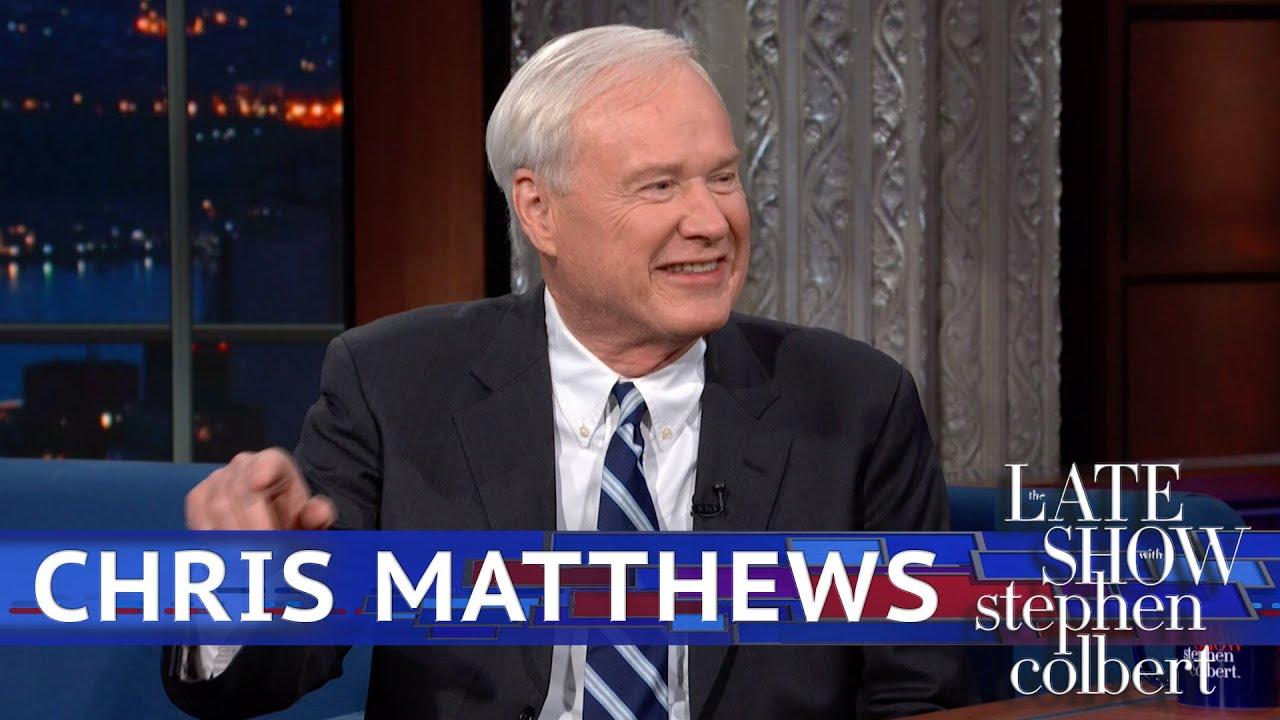 Chris Matthews Previews The Crowded Democratic Debates