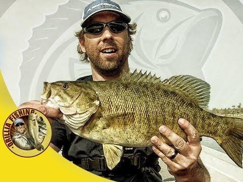 Senko Bass Fishing - So You Hate Fishing Senkos... Lake Couchiching Smallies Don't (2017)