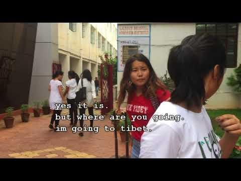 Mysore Tibetan Student Presents