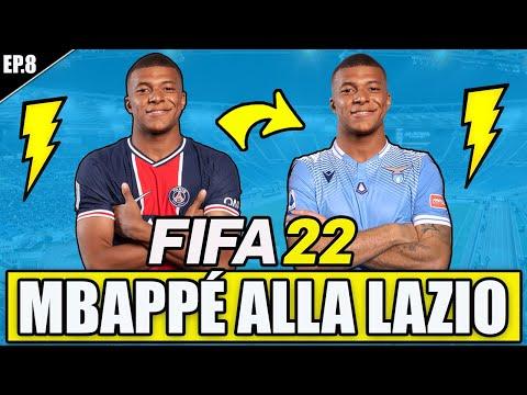 😍 MBAPPÉ ALLA LAZIO!! IL COLPO DEL SECOLO! + SUPERCOPPA ITALIANA! FIFA 21 CARRIERA ALLENATORE #8