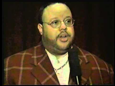 My Fred Hammond Interview - From the Vault -1997