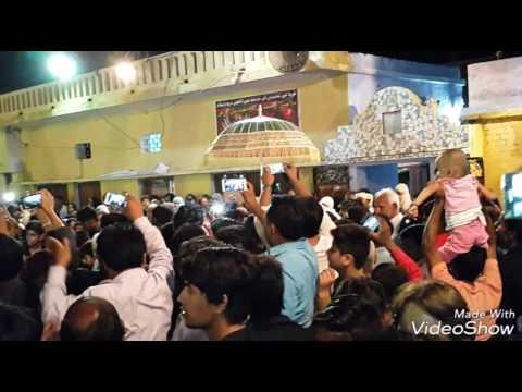 7th Moharram duldul house in Bahraich  2016
