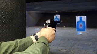 実弾射撃 モーゼル C96 自動式拳銃 (Mauser C96 - 7.63mm Pistol)