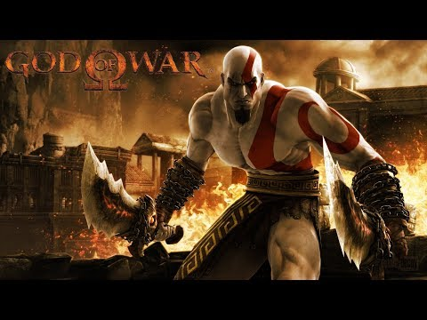SPEEDRUN COM BUG - GOD OF WAR