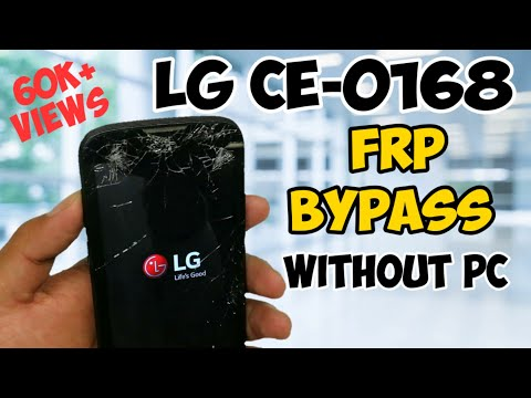 LG- CE 0168 Hard Reset || Venus Tech ||