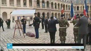 """الرئيس الفرنسي يعترف بمسؤولية بلاده في """"التخلي عن حركيي"""" الجزائر"""