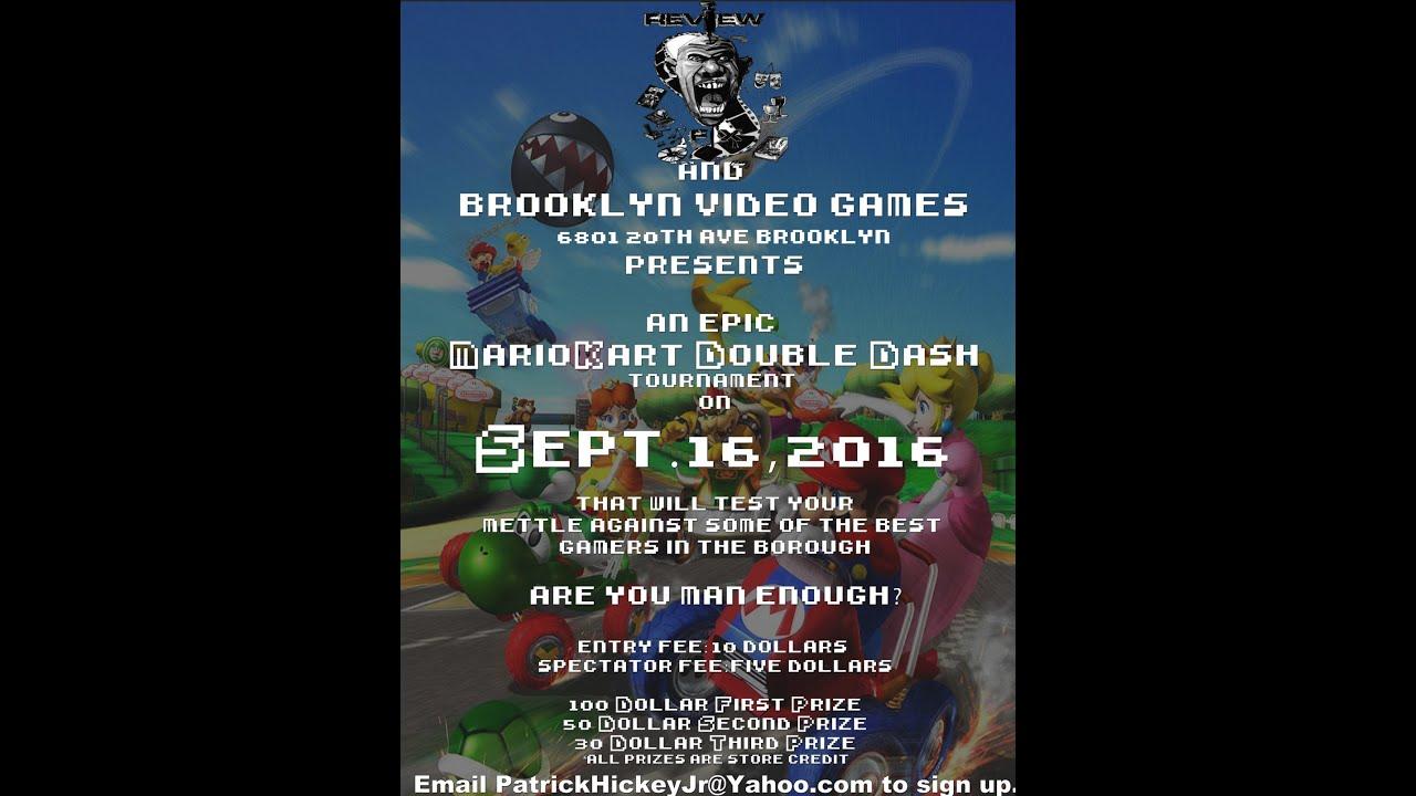 ReviewFix com/Brooklyn Video Games Super Mario Kart: Double