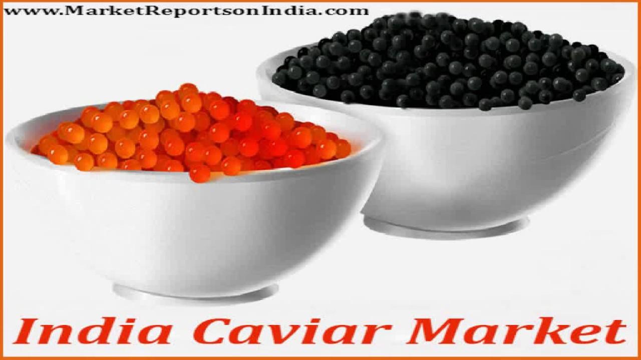 India Caviar Market